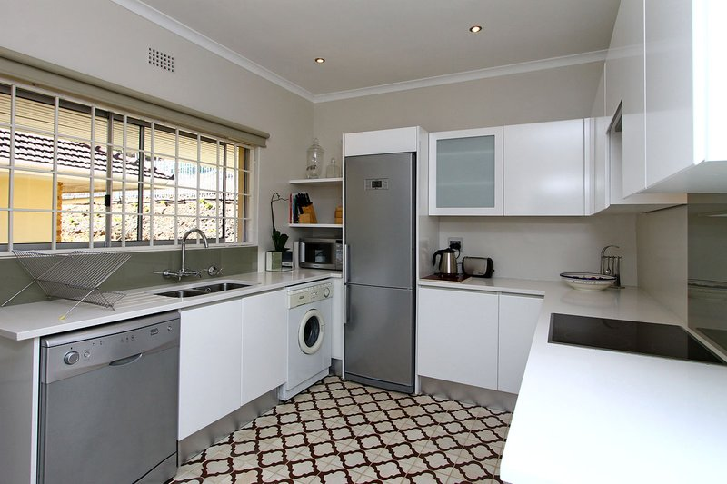 Sea Point Chamonix kitchen