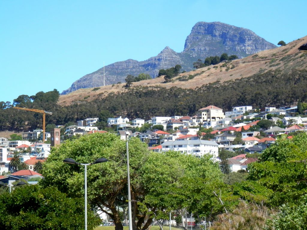 Green Point & some Table Mtn
