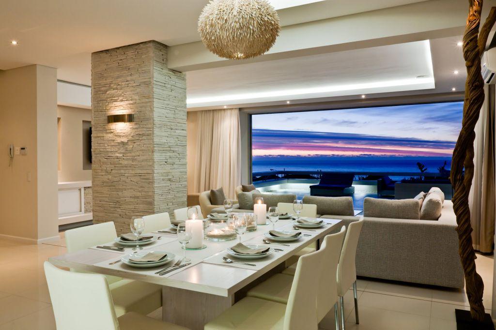 Dining Room Evening (1)
