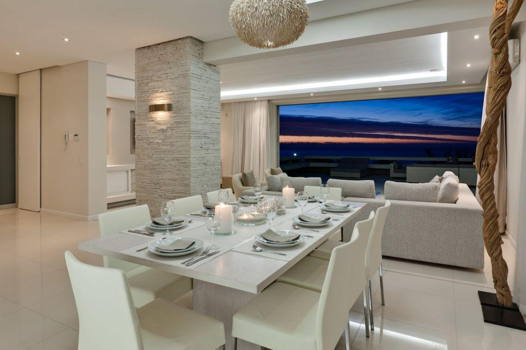 Dining Room Evening (3)