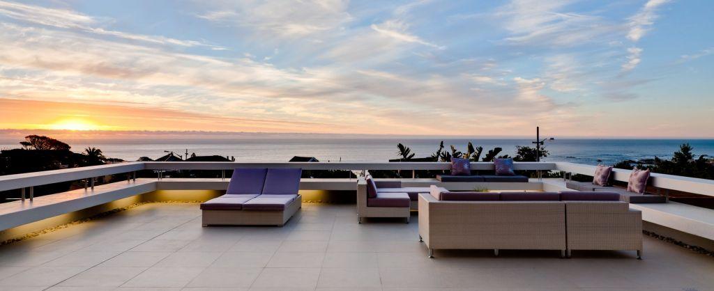 Main Terrace Evening Panorama