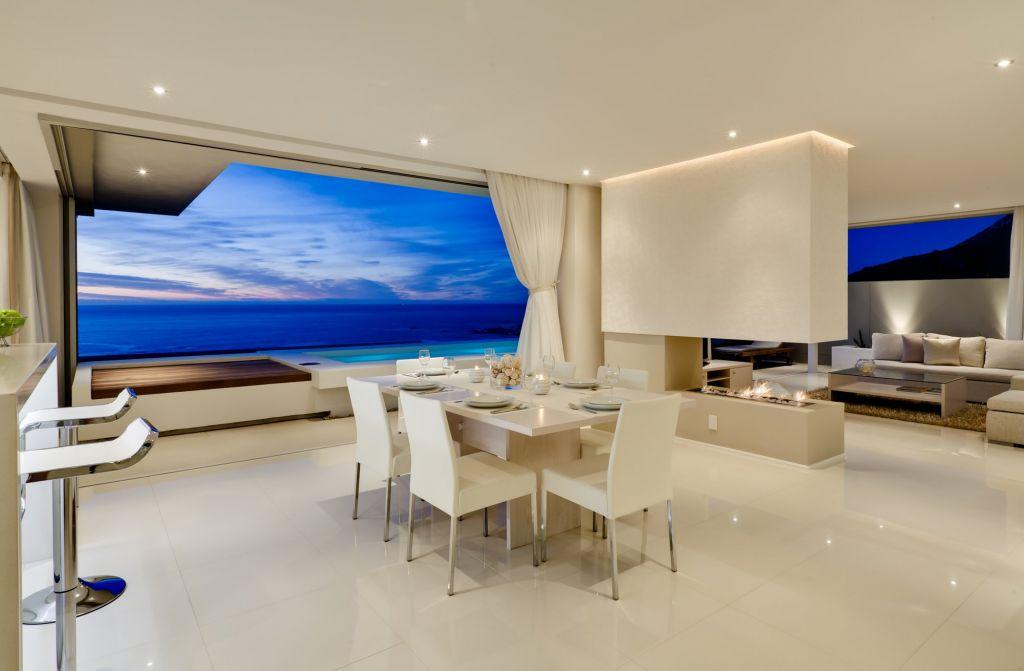 Penthouse Evening Interior