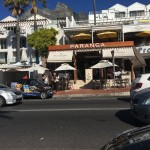 Who needs Davos in January? Come to Paranga in Camps Bay and leave sub-zero to those elites.